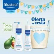 Mustela Cesta Azul Hydra Bebé 300ml & Gel Lavante Suave 200ml