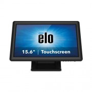 Monitor POS touchscreen ELO Touch 1509L, IntelliTouch, negru