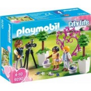PLAYMOBIL 9230 - FOTOGRAFUL SI COPIII CU FLORI