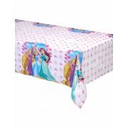 Deguisetoi Nappe plastique Princesses Disney Dreaming 120 x 180 cm