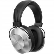Pioneer SE-MS7BT-S Headphones (Silver)