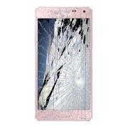Samsung Galaxy A5 (2015) LCD & Touchscreen Reparatie - Roze