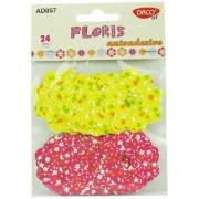 Floris autoadezive textil Daco