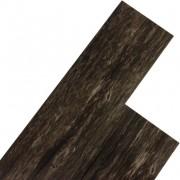 Vinylová plovoucí podlaha STILISTA 5,07m², rustikální tmavý dub