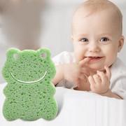 AST Works Baby Kids Bath Brushes Sponge Animal Pattern Children Shower Product Baby@@