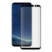 Folie Sticla Samsung Galaxy S8 g950 Black Fullcover Tempered Glass Ecran Display LCD