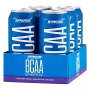 Myprotein BCAA Energy - 6 x 440ml - Mixed Berries