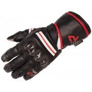 Rukka Imatra Gore-Tex Guantes de la motocicleta Negro Rojo 4XL