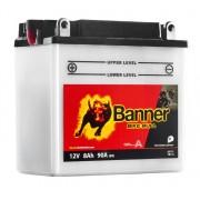 Banner YB7-A Bike Bull motorkerékpár akkumulátor - 50713