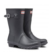 Hunter Regenlaarzen Boots Original Short Grijs