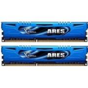 G.Skill 8 GB DDR3-RAM - 2400MHz - (F3-2400C11D-8GAB) G.Skill Ares - CL11