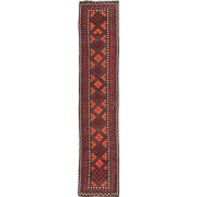 Kelim Maimane matta 74x376 Orientalisk, Avlång Matta
