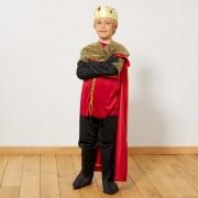Verkleedkostuum van een ridder/koning