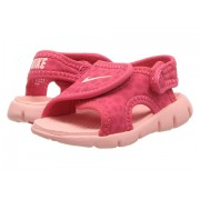 Nike Sunray Adjust 4 (InfantToddler) Tropical PinkBleached Coral