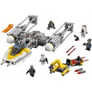 Lego Y-wing Starfighter - LEGO 75172 Star Wars