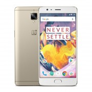 Oneplus 3T 6+64GB Oneplus Three T 4G LTE Dual Sim Android 6.0 Quad Core 2.35GHz 5.5 inch FHD 16+16MP - Gold