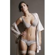 LITEX Luxusní kalhotky. 99725118 tmavě šedá 44