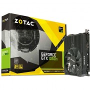 Placa video ZOTAC GeForce® GTX 1050 Ti Mini, 4 GB GDDR5, 128-bit
