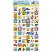 Disney Winnie de Poeh stickervel 66 stickers