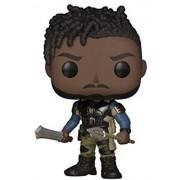 Funko POP! Marvel: Black Panther Movie-Erik Killmonger (Styles May Vary) Collectible Figure
