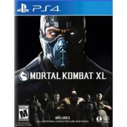 Игра Mortal Kombat XL PS4