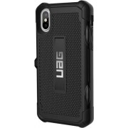 Urban Armor Gear (UAG) Trooper Card Case for iPhone X/XS - Trooper Negro