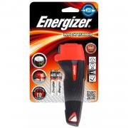 Energizer E-IMPACT 2XAAA Impact Rubber Elemlámpa + 2db AAS elem
