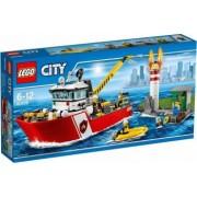 LEGO CITY - SALUPA PENTRU STINS INCENDII 60109