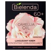 Bielenda Camellia Oil 60+ Luksusowy krem koncentrat odbudowujący na dzień noc 50 ml