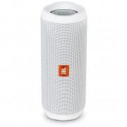 JBL Flip 4 portable BT Speaker Free Delivery - White