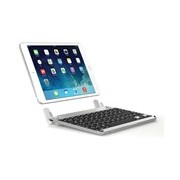 Brydge 7.9 Keyboard - Wireless Connectivity - Bluetooth - Silver