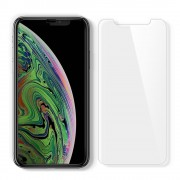 Folie sticla cu sistem de montare Case friendly Spigen GLAS.tR EZ FIT iPhone 11 Pro Max