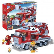 BanBao Fire Engine 8313