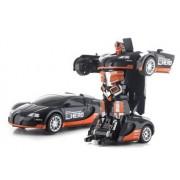 G21 R/C robot Black Hero játék robot