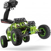 WLtoys RC Cars 1/12 Scale 2.4G 4WD High Speed Electric All Terrain Of