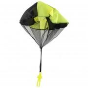 Juguetes Voladores De Paracaídas 360DSC - Amarillo