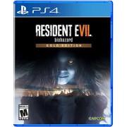 Resident Evil 7 Biohazard Gold - PS4