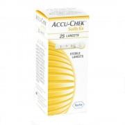 Roche Diabetes Care Accu-Chek® Softclix Lancettes 25 pc(s) 4015630018277