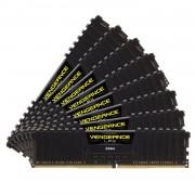 Mémoire RAM Corsair Vengeance LPX Series Low Profile 128 Go (8x 16 Go) DDR4 3000 MHz CL16 - CMK128GX4M8B3000C16
