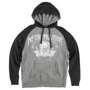kapucnis pulóver férfi - Haze - METAL MULISHA - FA6521002.01_CHH