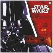 Star Wars 1 szalvéta, 33*33 cm. 20 db/cs