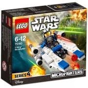 LEGO STAR WARS: U-szárnyú Microfighter - 75160