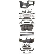 Classe Bodykit kit estetico completo TUNING look E63 AMG per MERCEDES Classe E W213 berlina 2016 - completo paraurti anteriore posteriore minigonne