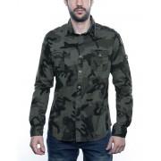 MZGZ Dragster Shirt Kaki
