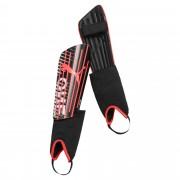 【プーマ公式通販】 プーマ ワン 3 サッカー シンガード メンズ Black-Nrgy Red-White |PUMA.com ブラック