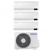 Samsung Climatizzatore Cebu Wi-Fi Trial Split 9000+9000+9000 Btu Inverter A+++ In R32 Aj052txj3kg