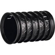 Mufa imbinare teava corugata Ø50 mm neagra