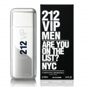 212 VIP For Men By Carolina Herrera Eau De Toilette Spray 100ml/3.4oz