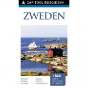 Capitool reisgidsen: Zweden - Ulf Johansson, Mona Neppenström en Kaj Sandell