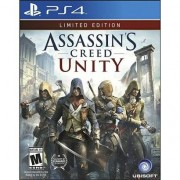 Assassins Creed Unity: Limited Edition - Ps4 - Unissex